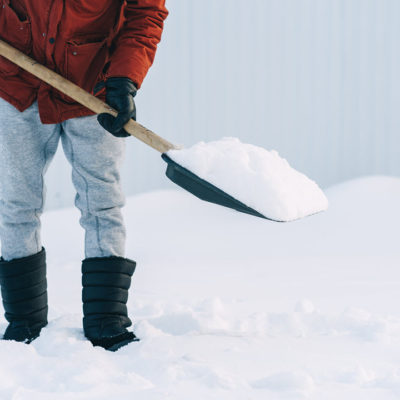 Snow Removal & Ice Control