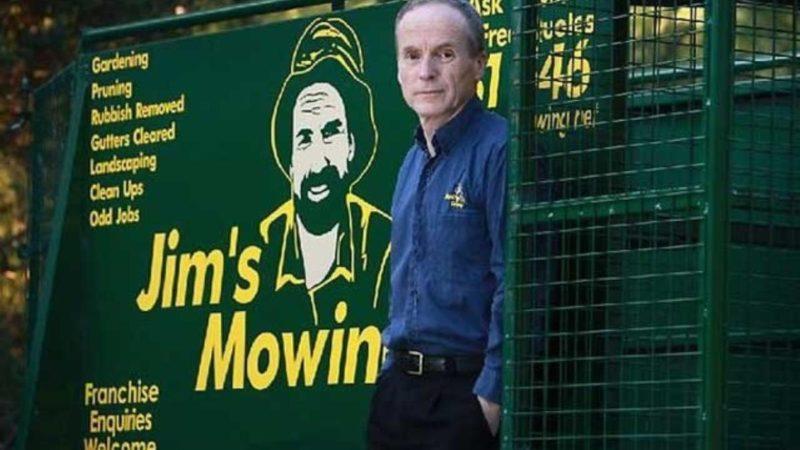 Jim Penman Founder of Jim's Mowing