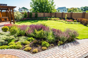 Increase your property value via landscaping