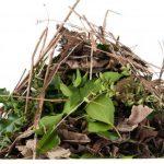 Garden-waste junk removal