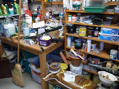 Steps to eliminate junk from your shed