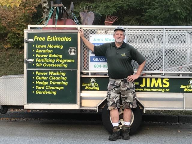 Gorde Schaffer Coquitlam Lawn Mowing