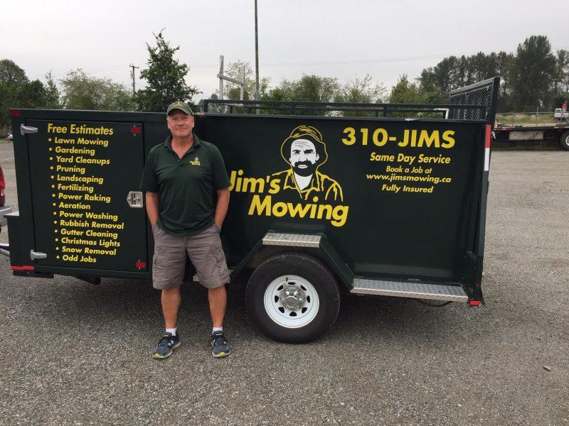 Ron Samson Lawn Mowing