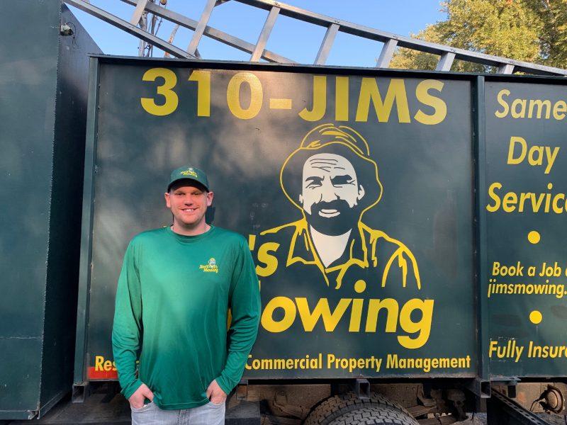 Sam Pavlis Lawn Mowing