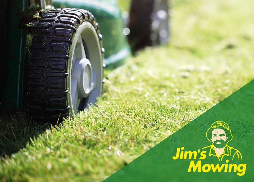 Jim's Mowing lawn mowing services