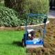 Jim's Mowing power raking services